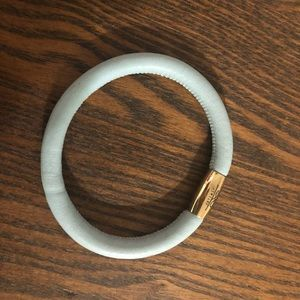 Leather Endless Bracelet